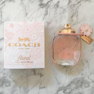 コーチ(COACH)の【新品】COACH NEW YORK Eau De Parfum 30ml(ユニセックス)