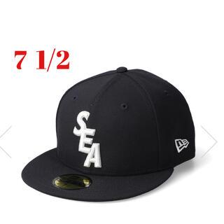 シー(SEA)の21ss WIND AND SEA x NEW ERA 59FIFTY CAP(キャップ)