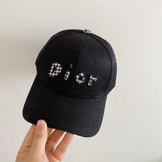 Christian Dior - 人気 ディオール キャップ 黒