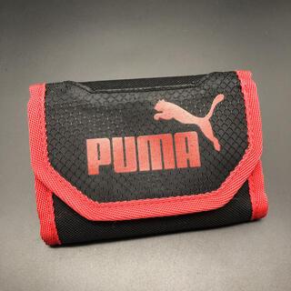 プーマ(PUMA)の即決 PUMA プーマ 三つ折り財布 ウォレット(財布)