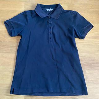 ユニクロ(UNIQLO)の【ユニクロ】ポロシャツ レディース Mサイズ(ポロシャツ)