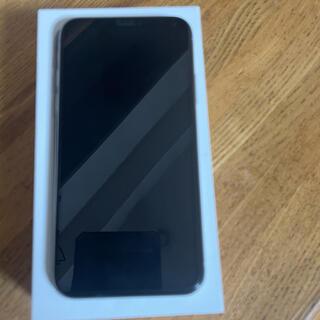 iPhone - iPhone x 256G  シルバー