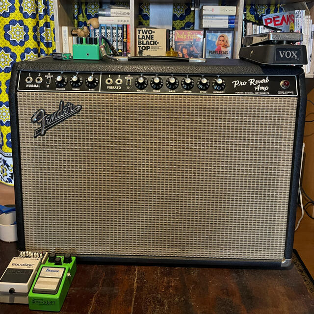 Fender(フェンダー)のFENDER USA Pro Reverb Amp  楽器のギター(ギターアンプ)の商品写真