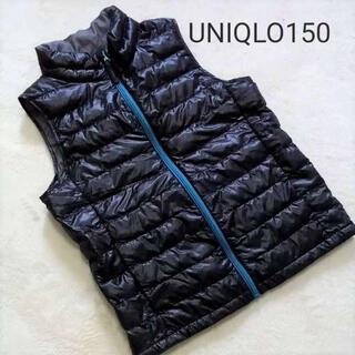 ユニクロ(UNIQLO)の★UNIQLO ユニクロ 150 男女 上着(ジャケット/上着)
