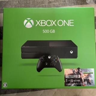 Xbox - Xbox  one 500GB