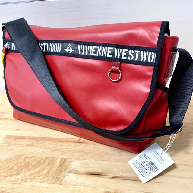 Vivienne Westwood(ヴィヴィアンウエストウッド)の新品Vivienne Westwoodショルダーバッグ  メッセンジャーバッグ メンズのバッグ(メッセンジャーバッグ)の商品写真