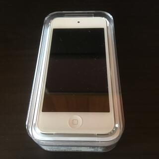 アイポッドタッチ(iPod touch)のiPod touch6(第6世代) 32GB A1574 美品 シルバー(ポータブルプレーヤー)