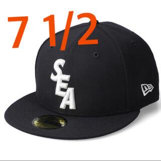 WIND AND SEA x NEW ERA 59 FIFTY CAP