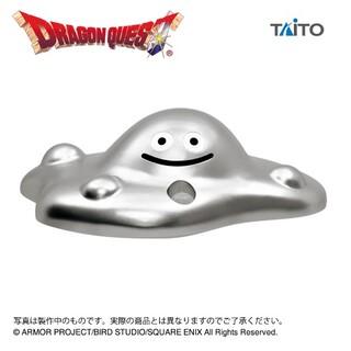 TAITO - ドラゴンクエスト センサー付き 逃げ出す!はぐれメタル フィギュア