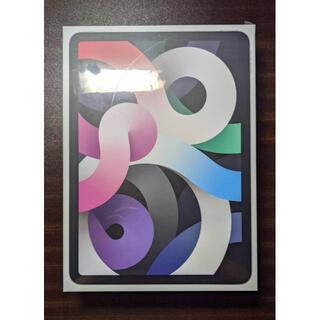 Apple - 【新品未開封】iPad Air4 64GB シルバー wifiモデル