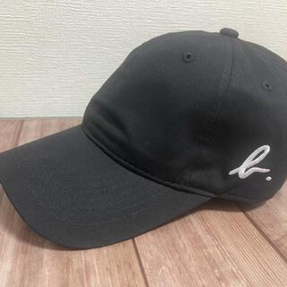 agnes b. - 新品 アニエスべー 横ロゴキャップ 帽子 黒