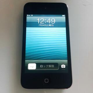 アイポッドタッチ(iPod touch)のiPod 本体(ポータブルプレーヤー)