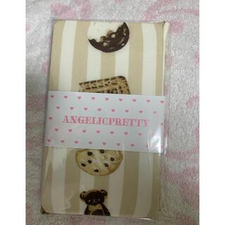 Angelic Pretty - Cookie Cream Collection タイツ アイボリー