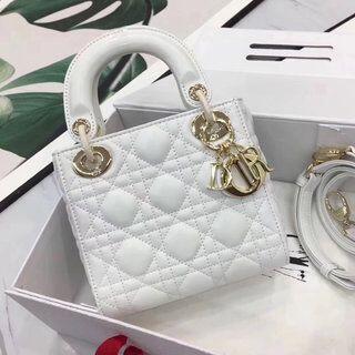 Christian Dior - 美品 MINI Lady Dior レディディオール バッグ