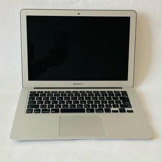 マック(Mac (Apple))のMacBook Air 13インチ ノートブック 2014(ノートPC)