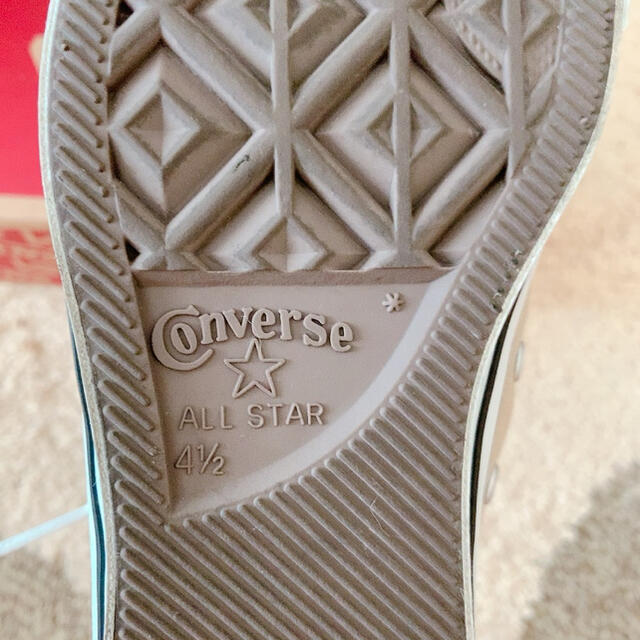 CONVERSE(コンバース)のCONVERSE コンバース オールスター キャンバススニーカー ベージュ レディースの靴/シューズ(スニーカー)の商品写真