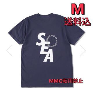 シー(SEA)のwind and sea S/S T-SHIRT NAVY(Tシャツ/カットソー(半袖/袖なし))