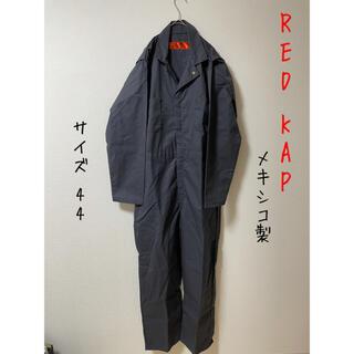 カーハート(carhartt)のRED KAP/レッドキャップ 長袖 ツナギ/つなぎ ダークグレー44/(サロペット/オーバーオール)