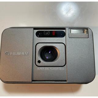 富士フイルム - FUJIFILM  mini TIARA FUJINON 28mm F3.5