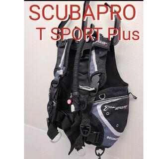 スキューバプロ(SCUBAPRO)のスキューバプロ BCDジャケット SCUBAPRO ダイビング T SPORTS(マリン/スイミング)