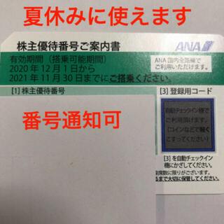 エーエヌエー(ゼンニッポンクウユ)(ANA(全日本空輸))のANA 全日空 株主優待 ●有効期限:2022/5/31(その他)