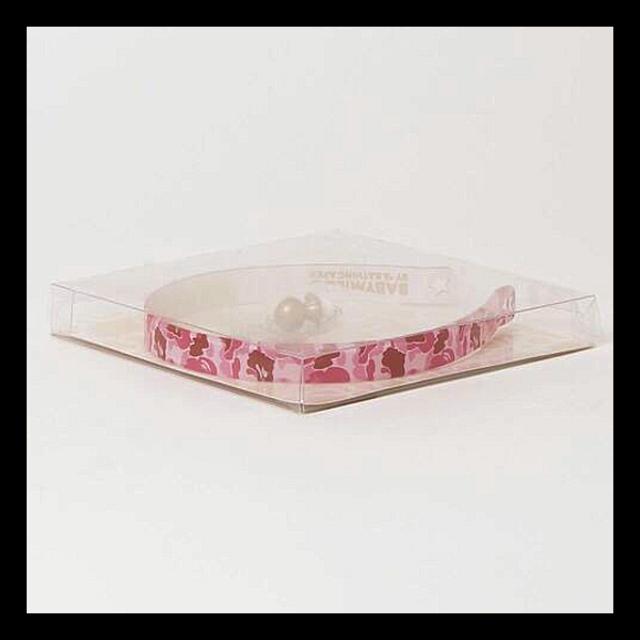 A BATHING APE(アベイシングエイプ)の定価5,280円 A BATHING APE レディースのヘアアクセサリー(カチューシャ)の商品写真