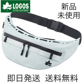 LOGOS - 送料無料 LOGOS ホワイト  野電 ボディエアコン・ツインクール 即日発送