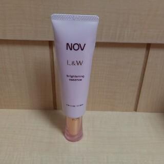 ノブ(NOV)のノブ L&W ブライトニングエッセンス(美容液)