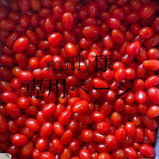 miffy様専用ページ 小粒柔らか含む3キロ(野菜)