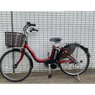 ヤマハ - YAMAHA  PAS natura 8.9AH新品バッテリー付き 電動自転車