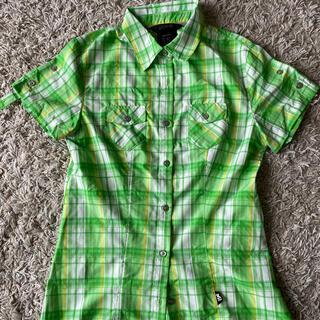 MILLET - Millet 半袖シャツSサイズ