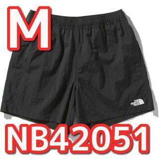 THE NORTH FACE - 新品 Mサイズ ブラック ノースフェイス バーサタイルショーツ NB42051