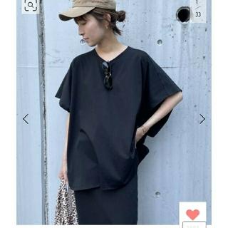 FRAMeWORK - 美品❤️【フレームワーク】クールローレルポンチョTシャツ