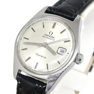 オメガ(OMEGA)の稼動品 OMEGA オメガ Geneve オートマ 684 レディース 腕時計(腕時計)