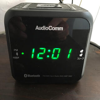 Bluetooth クロックラジオ