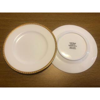 ティファニー(Tiffany & Co.)のTIFFANY/ティファニー/ゴールドバンド/ペア/プレート/食器/皿(食器)