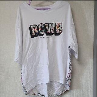 ロデオクラウンズワイドボウル(RODEO CROWNS WIDE BOWL)のロデオクラウンズワイズボール Tシャツ(Tシャツ(半袖/袖なし))