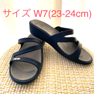 crocs - クロックス W7(23−24cm)  パトリシア