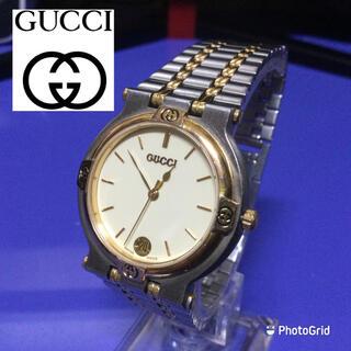 Gucci - ★即日発送可能★GUCCI グッチ 腕時計 9000M コンビデイト