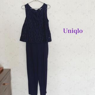 UNIQLO - UNIQLO♡オールインワン