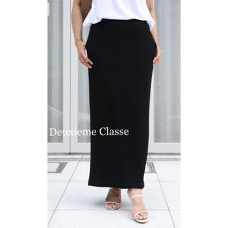 DEUXIEME CLASSE - タグ付新品⭐️AMERICANA THERMAL スカート ブラック