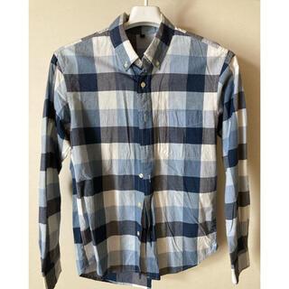 ムジルシリョウヒン(MUJI (無印良品))の無印良品 コットンチェックシャツ(シャツ)