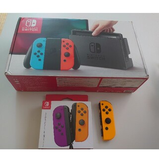 Nintendo Switch - Nintendo Switch 任天堂 ゲーム 本体 Joy-Con セット