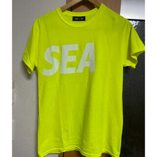 WIND AND SEA Tシャツ キムタク 木村拓哉(Tシャツ/カットソー(半袖/袖なし))