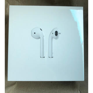 Apple - Apple エアーポッズ 第二世代 新品 未使用