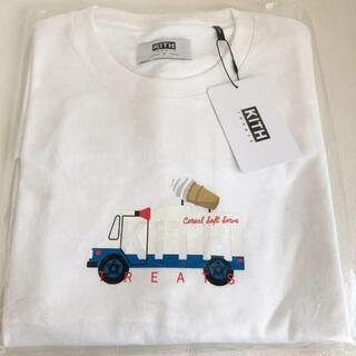 シュプリーム(Supreme)のKith Treats New York Ice Cream Truck Tee(Tシャツ/カットソー(半袖/袖なし))