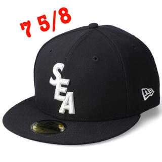 NEW ERA - WIND AND SEA x NEW ERA 59FIFTY CAP