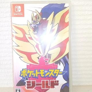 ポケットモンスター シールド Switch(家庭用ゲームソフト)