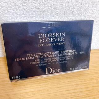 ディオール(Dior)のディオールスキン フォーエバー コンパクト エクストレム コントロール(ファンデーション)