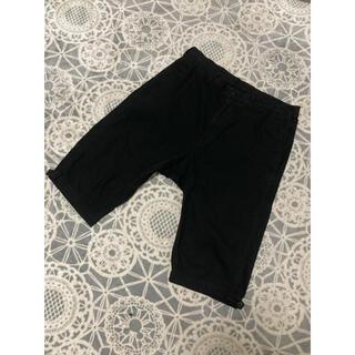ヨウジヤマモト(Yohji Yamamoto)のヨウジヤマモト 裾ボタン サルエル ショートパンツ(サルエルパンツ)
